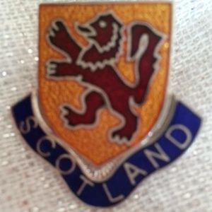 NWOT 🇬🇧Scotland Pin from Scotland